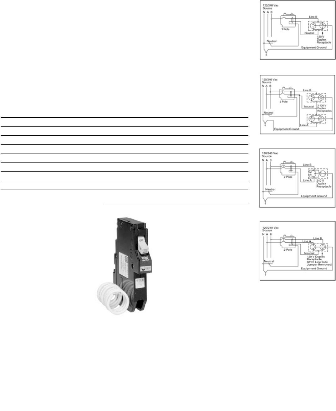 29636 Catalog Esfi Afci Vs Gfci National Electrical Safety Month 2014 Residential Light Commercial Distribution Products Pg3102pk September 2011 Eatoncanadaca 29