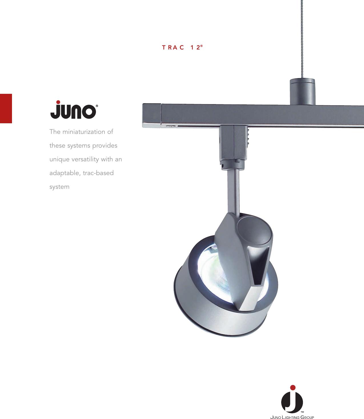 Juno Lighting Group TL20 WH ADJUSTABLE JOINER
