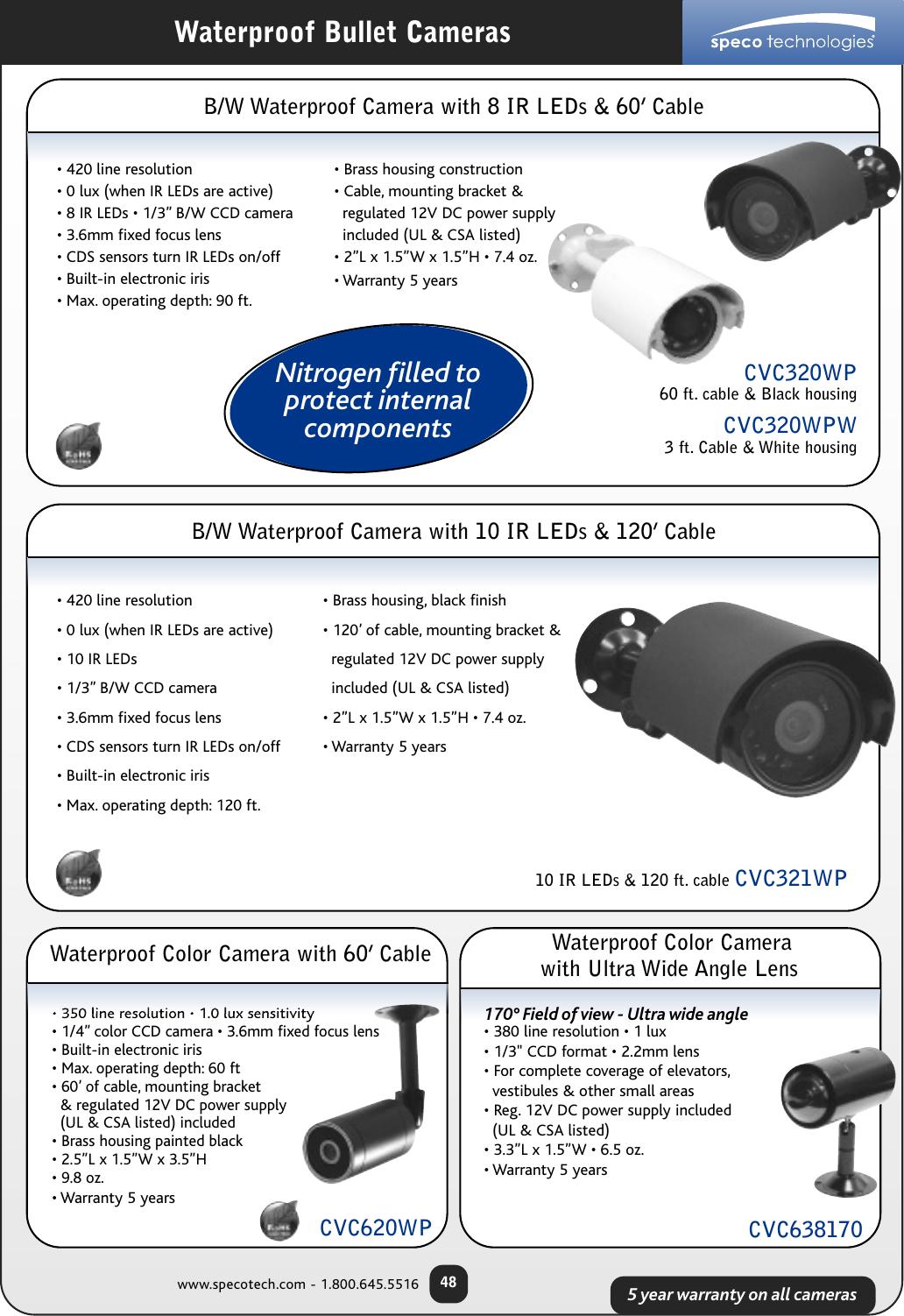 Replacement for PARTS-VF5100DC 5100MM AUTO IRIS Lens CS Mount