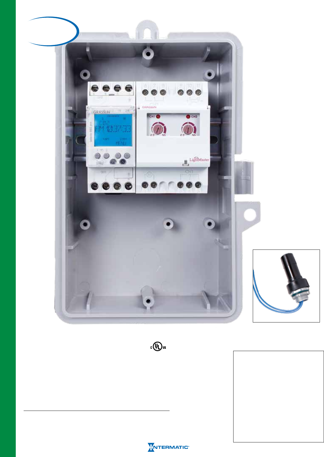 Intermatic K4321 Photocell Wiring Diagram Electrical Diagrams Spdt T106m 45647 Catalog K4121c