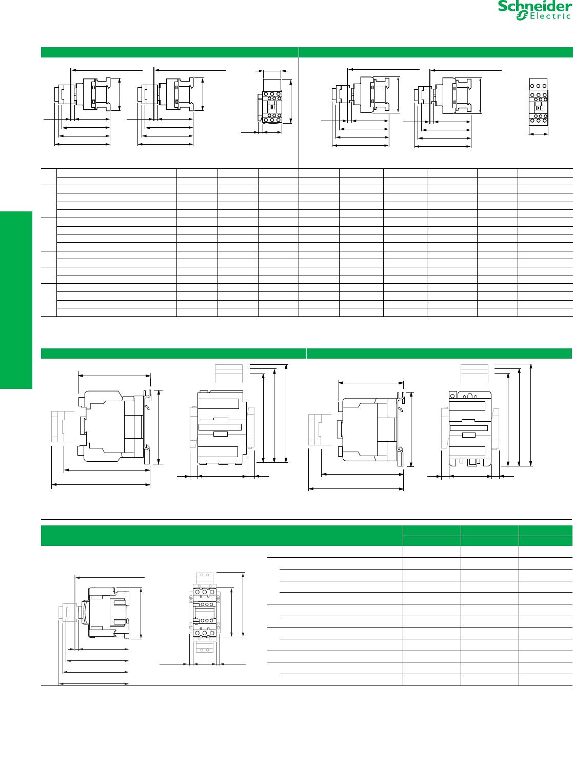 H● Schneider LADR2 Time Delay Block  0.1-30s New in box