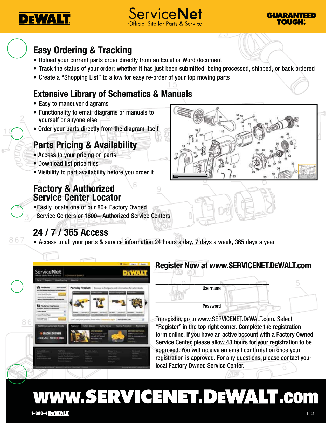 Dewalt Wiring Diagrams | Wiring Liry on