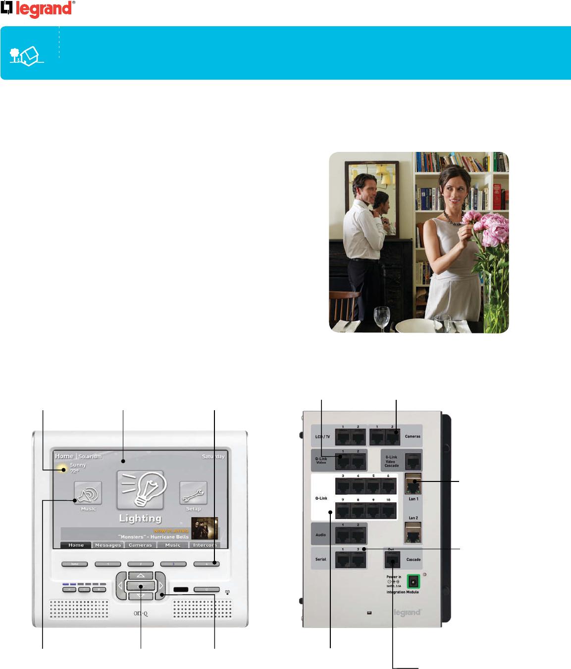 onq selective call intercom manual