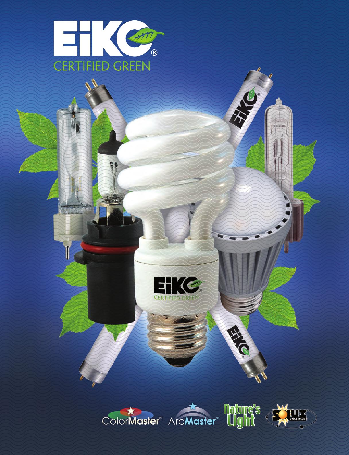 Eiko 41366 6V 33W T-8 DC Special Flange Halogen Bulbs