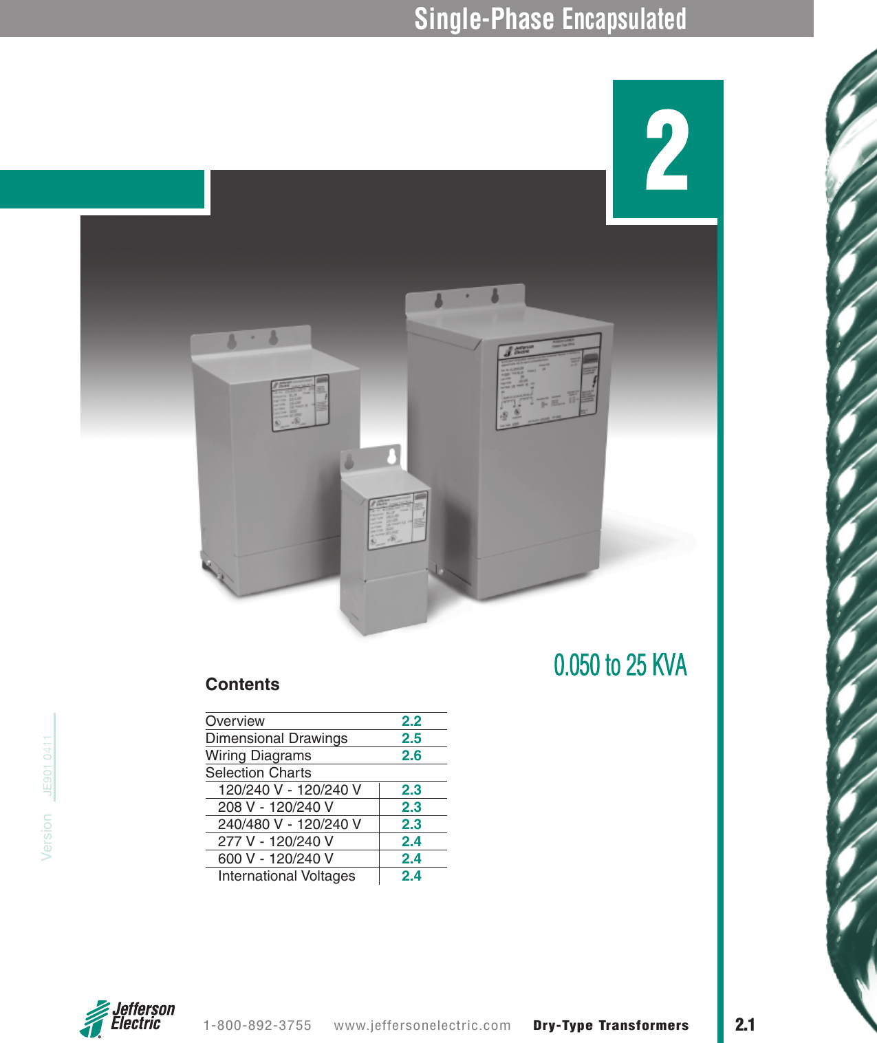 Sec00 B 00 Toc Dry Type Transformer Wiring Diagram