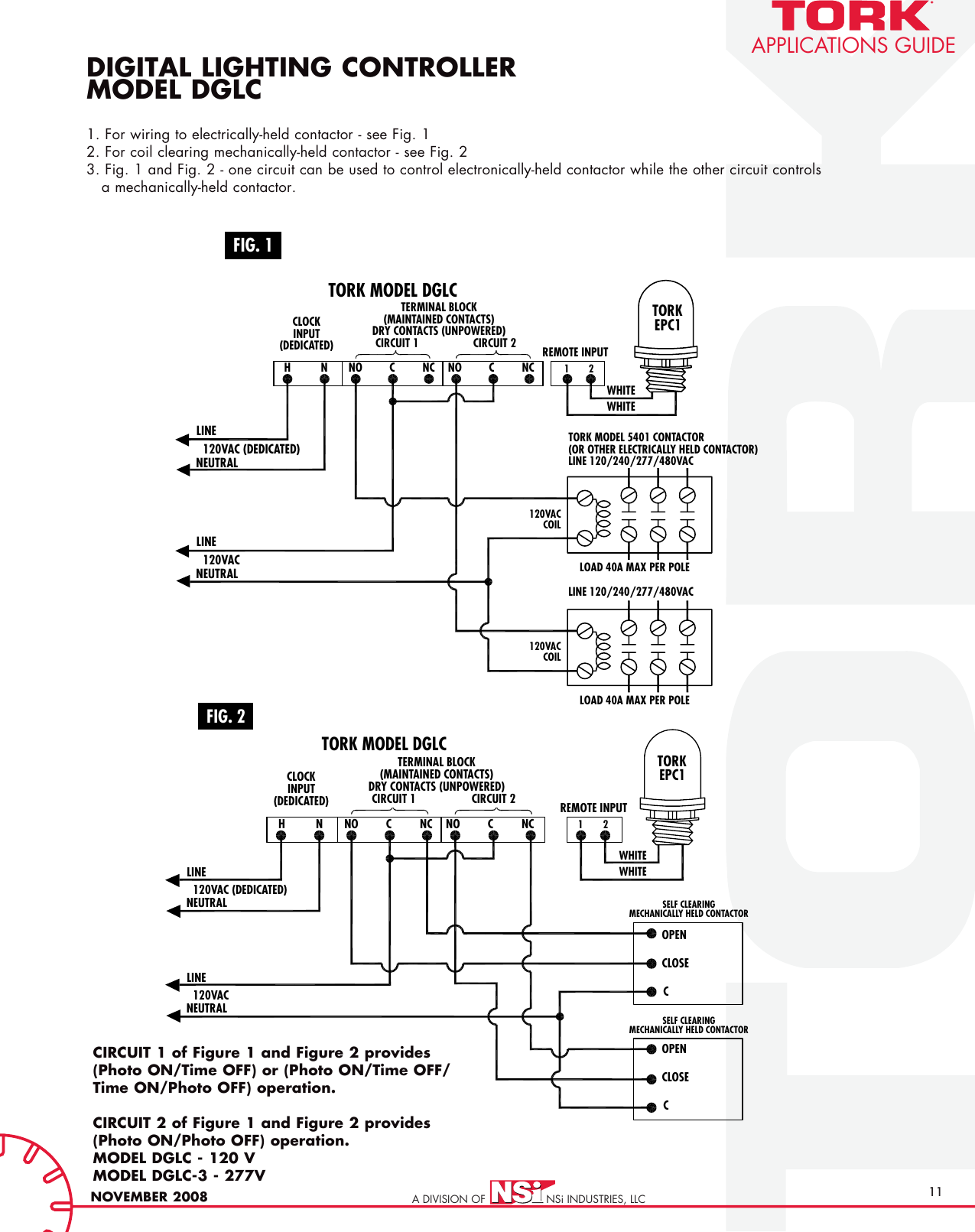 Lighting Time Rr7 Relay Wiring Diagram Ge Lighting Control Relays
