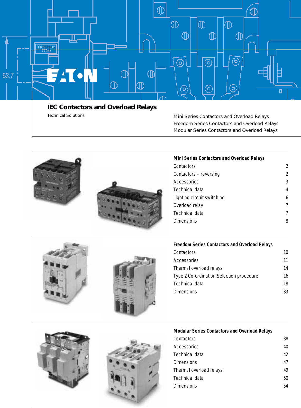Product Detail Manual Iec Contactor Wiring Diagram