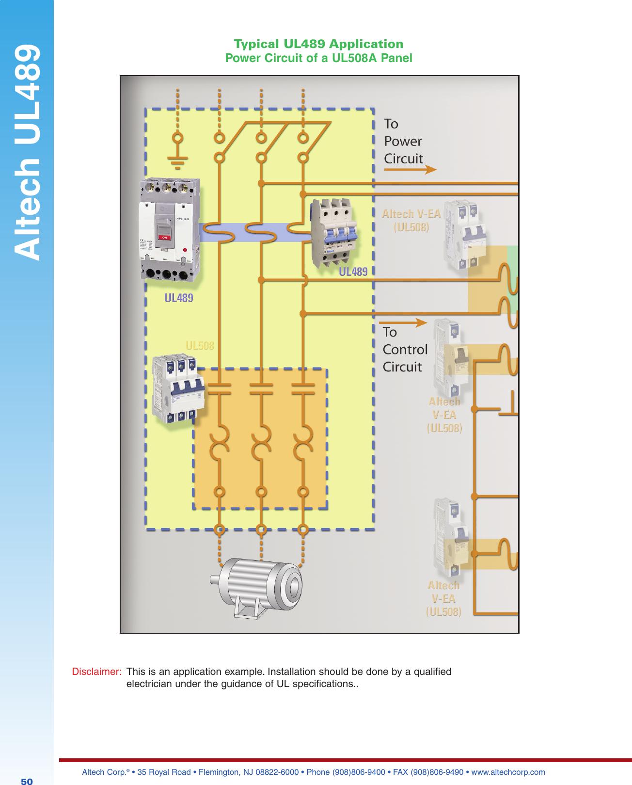Altech Corporation Part Number 3P16UL3//18