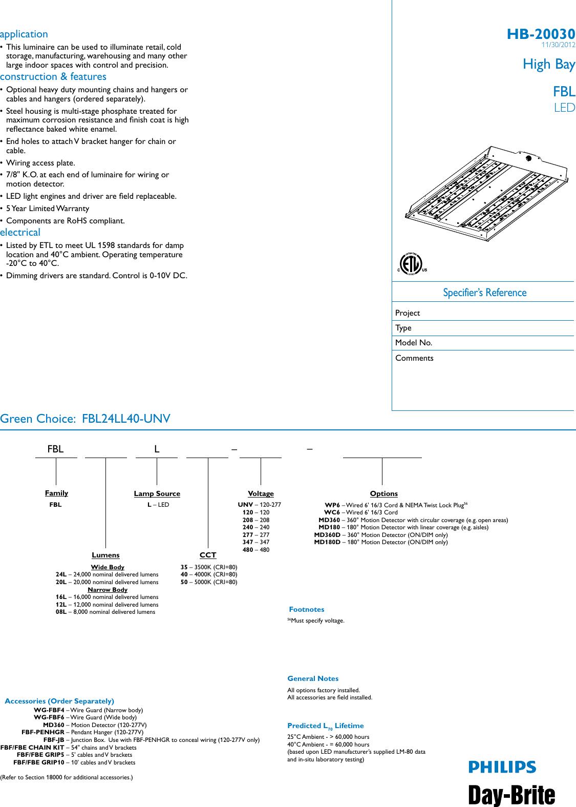Product Detail Manual Led 120 240 Wiring Diagram