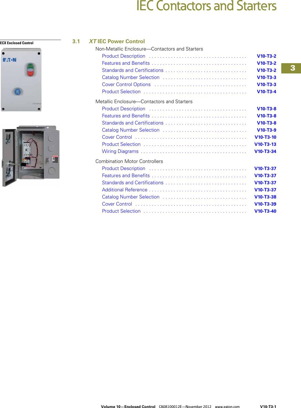 Volume 10 Tab 3 Eaton Lighting Contactor 277v Wiring Diagram