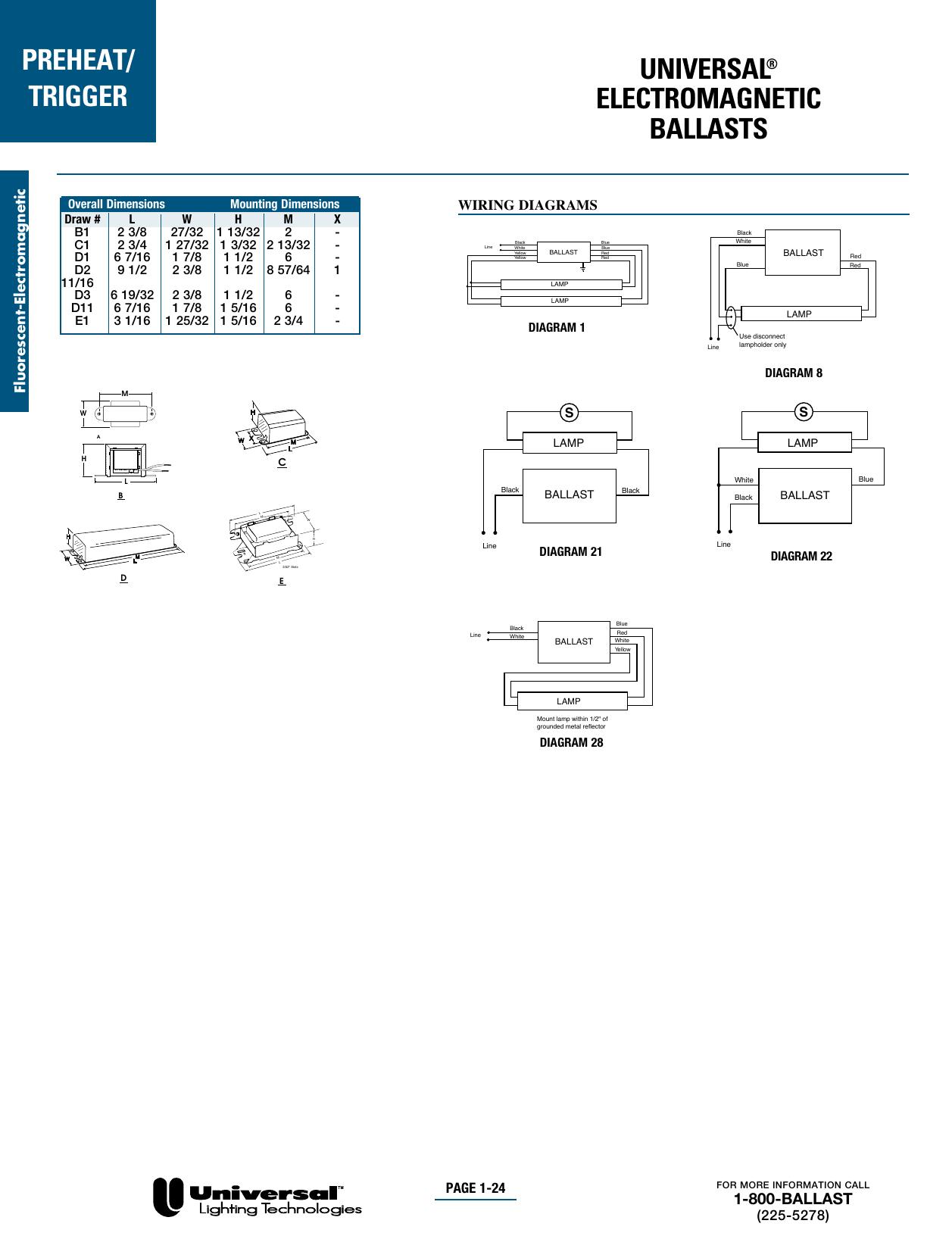 Schwabe 70w Metal Halide Electronic Ballast M7012 27ck5eujt3