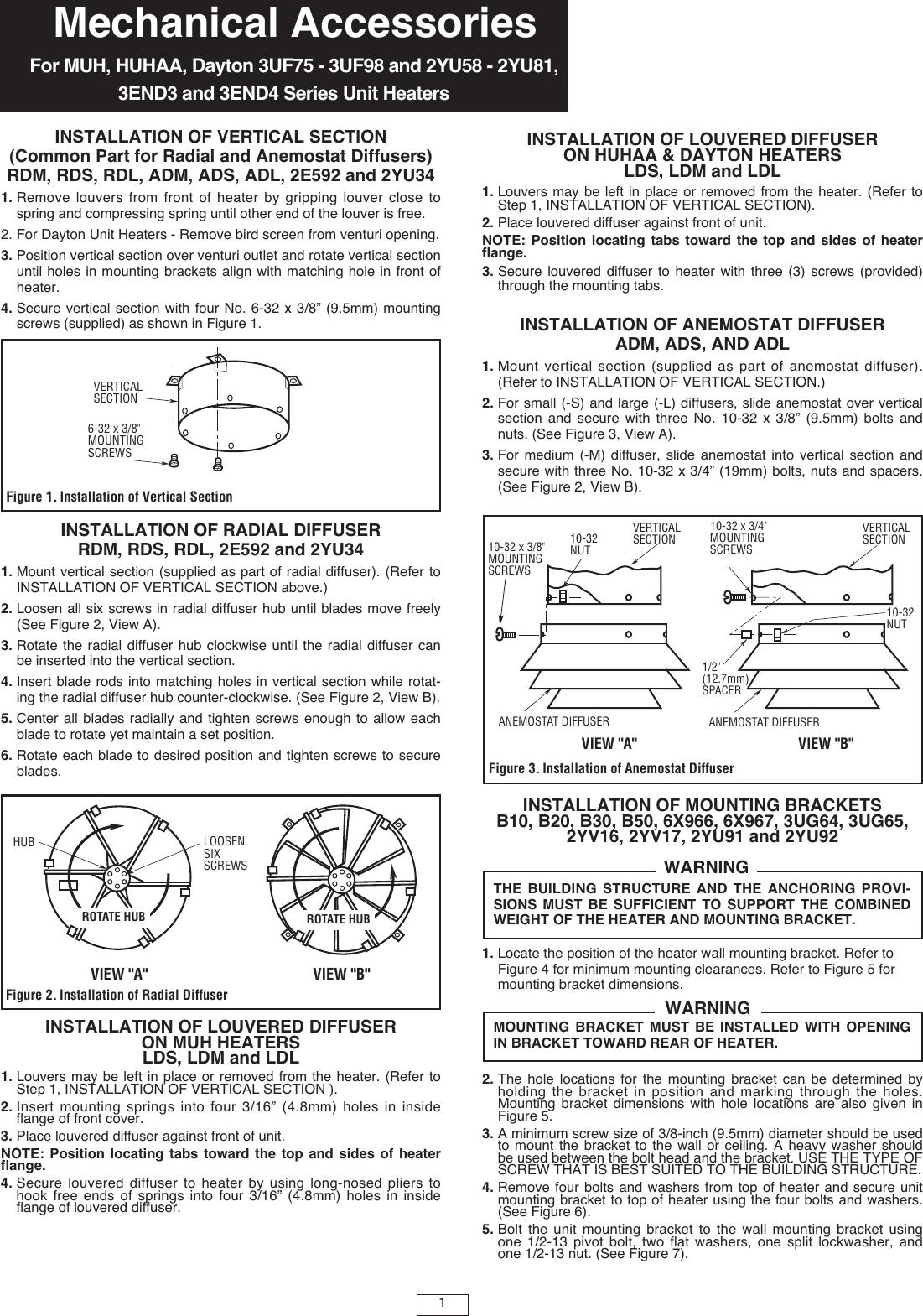 Dayton Unit Heater Wiring Diagram 3uf98 - wiring diagrams schematics