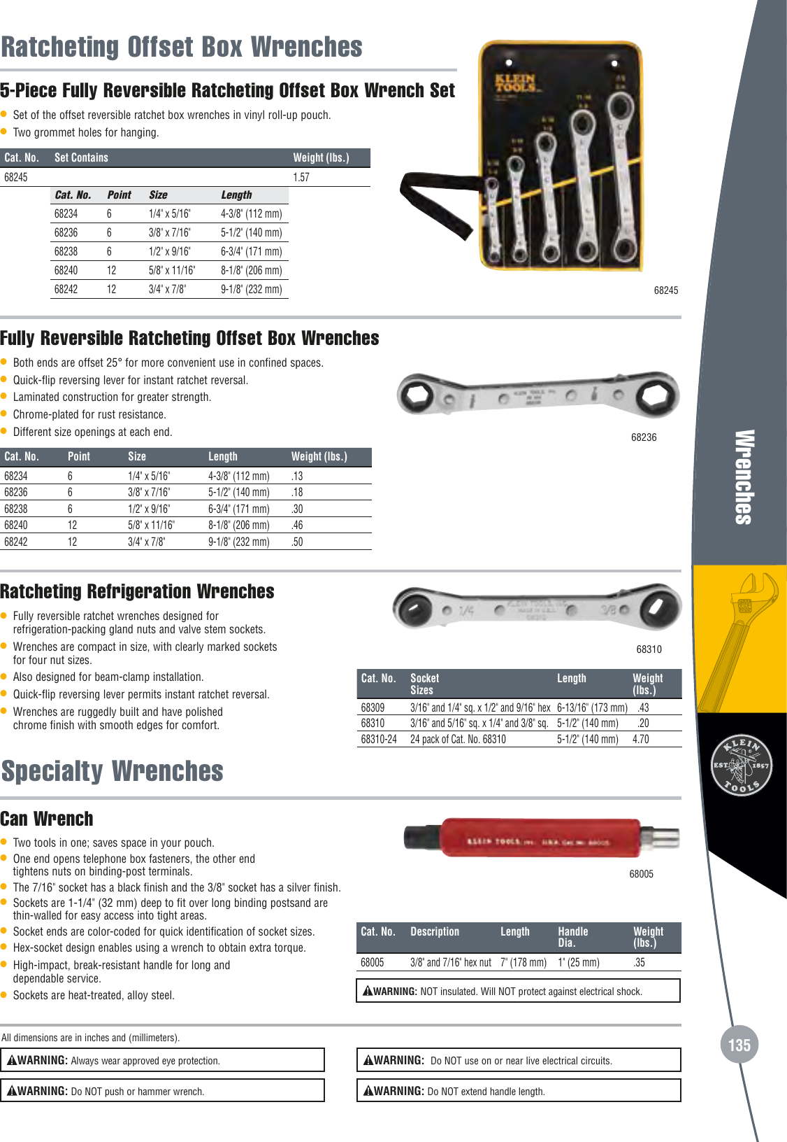 Klein Tools Catalog, Edition 157