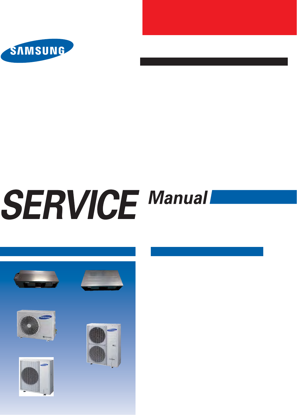 galanz air conditioner service manual