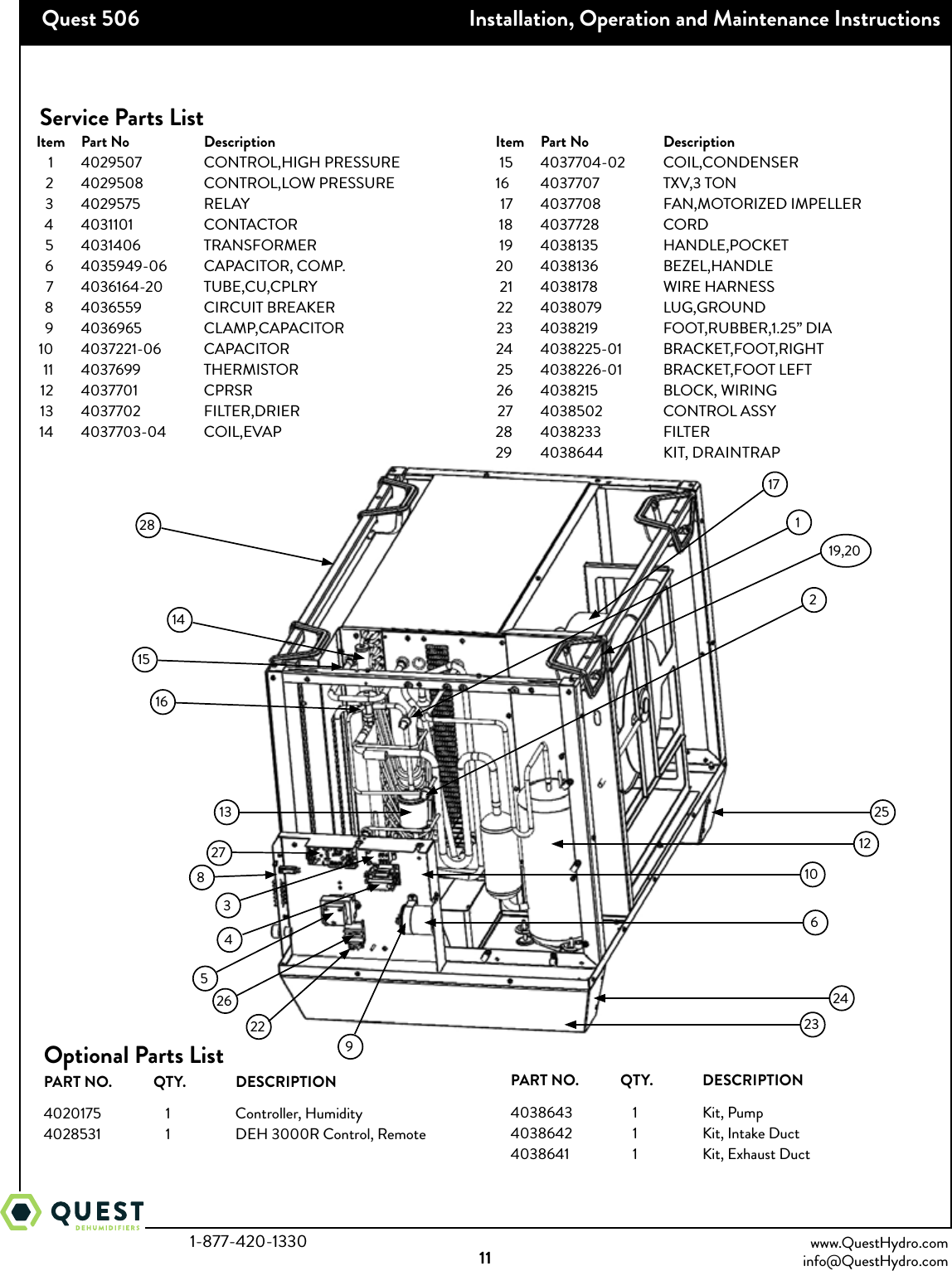 700950 Manual Dehumidifier Wiring Diagram Page 11 Of 12