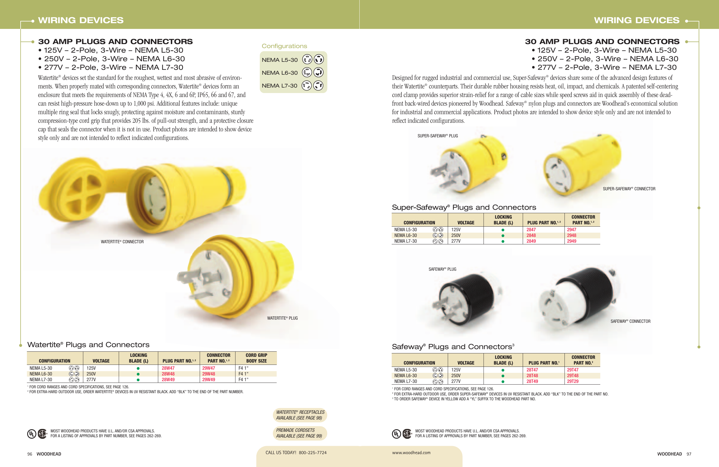 L6 30 Wiring