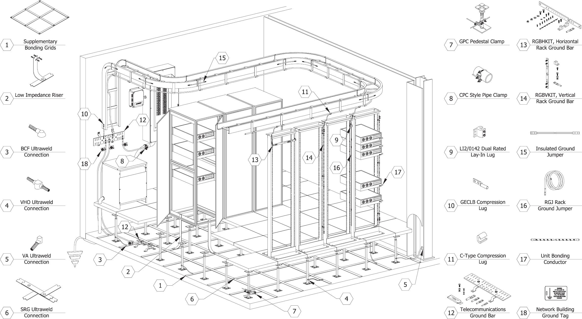 GRAINGER APPROVED Rubber Vibration Isolator,720 Lb Max,1//2-13 2NPC9