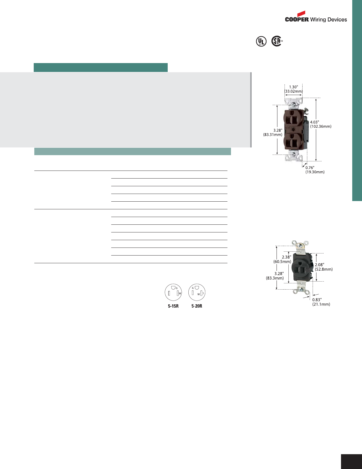 Medio de plástico de diez PC alterna 6MM diámetro de agujero//tamaño 21 X 11 X 7MM £ 3.75 F//P