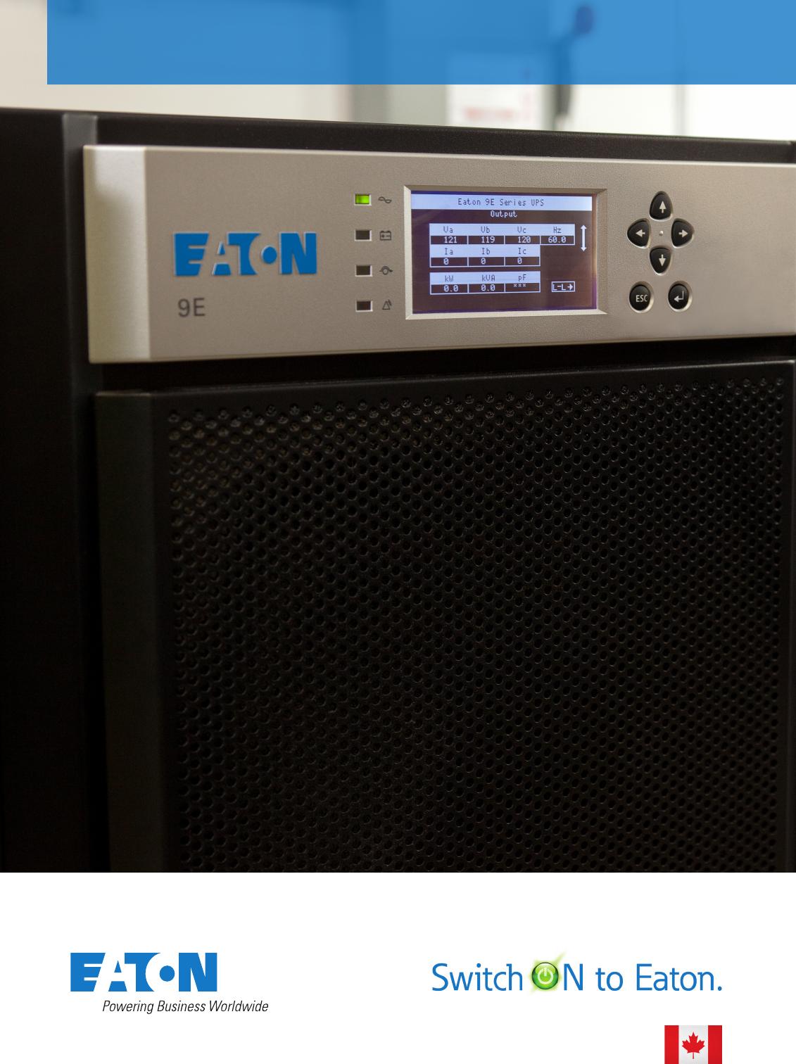 1.92 kW s - 1U - AC 120 V Eaton EPBZ99 ePDU Basic rack-mountable Power distribution unit 12 output connector