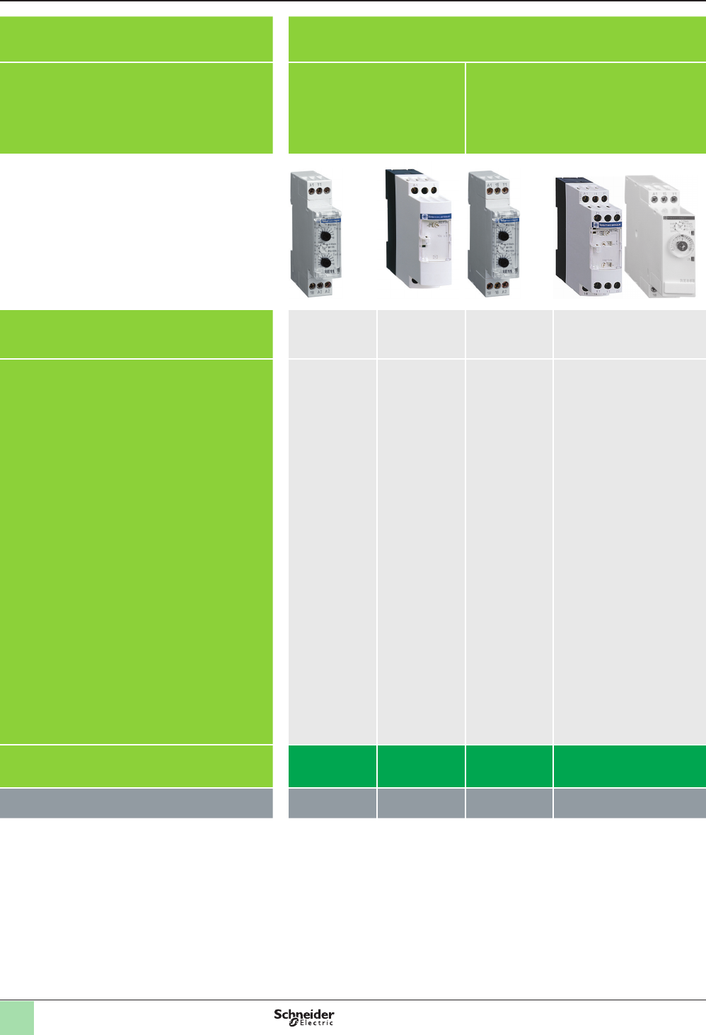 Schneider Electric Zelio Timing Relay Catalog 88814 New Zelior Solidstate Relays 4 Applications