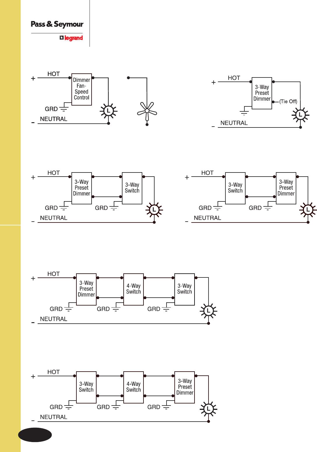 94433 Catalog Lutron Dimming Ballast Wiring Diagram Ehdt832mu210 U 24 Technical Specificationswiring Diagrams