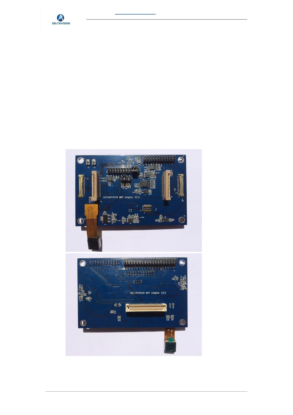 AISTARVISION MIPI Adapter V2 0 User Guidex