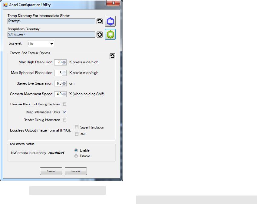 Ansel Unity Plugin Integration Guide