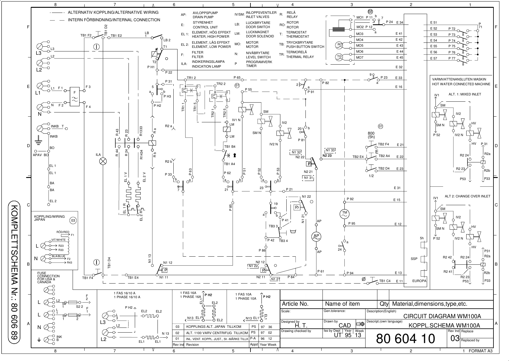 Un Imac Washer Wiring Diagram Moreover Dryer Wiring Diagram Together