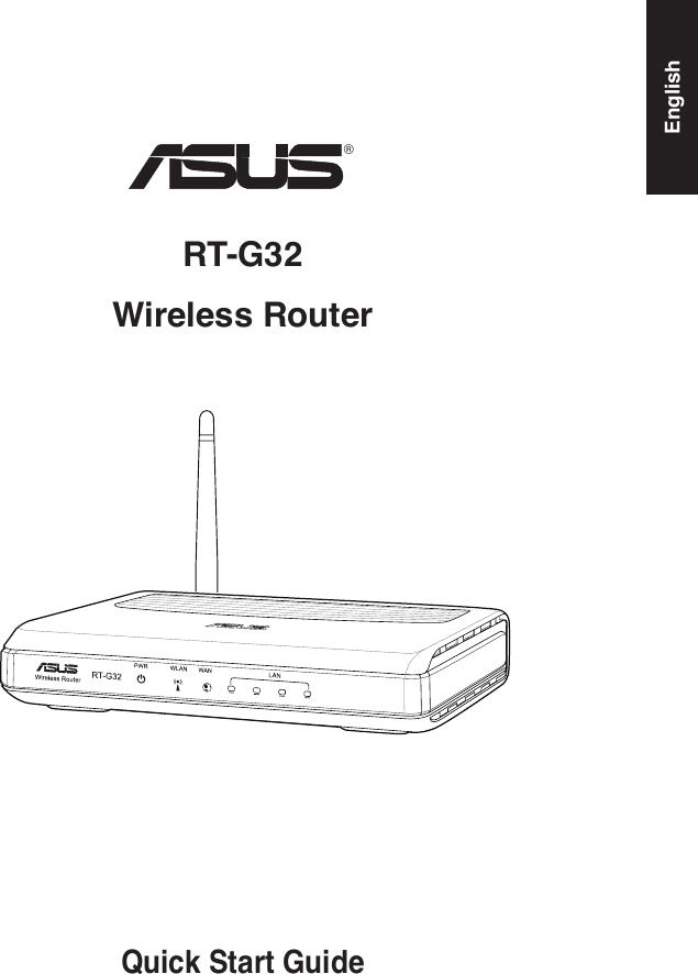 ASUS RT G32