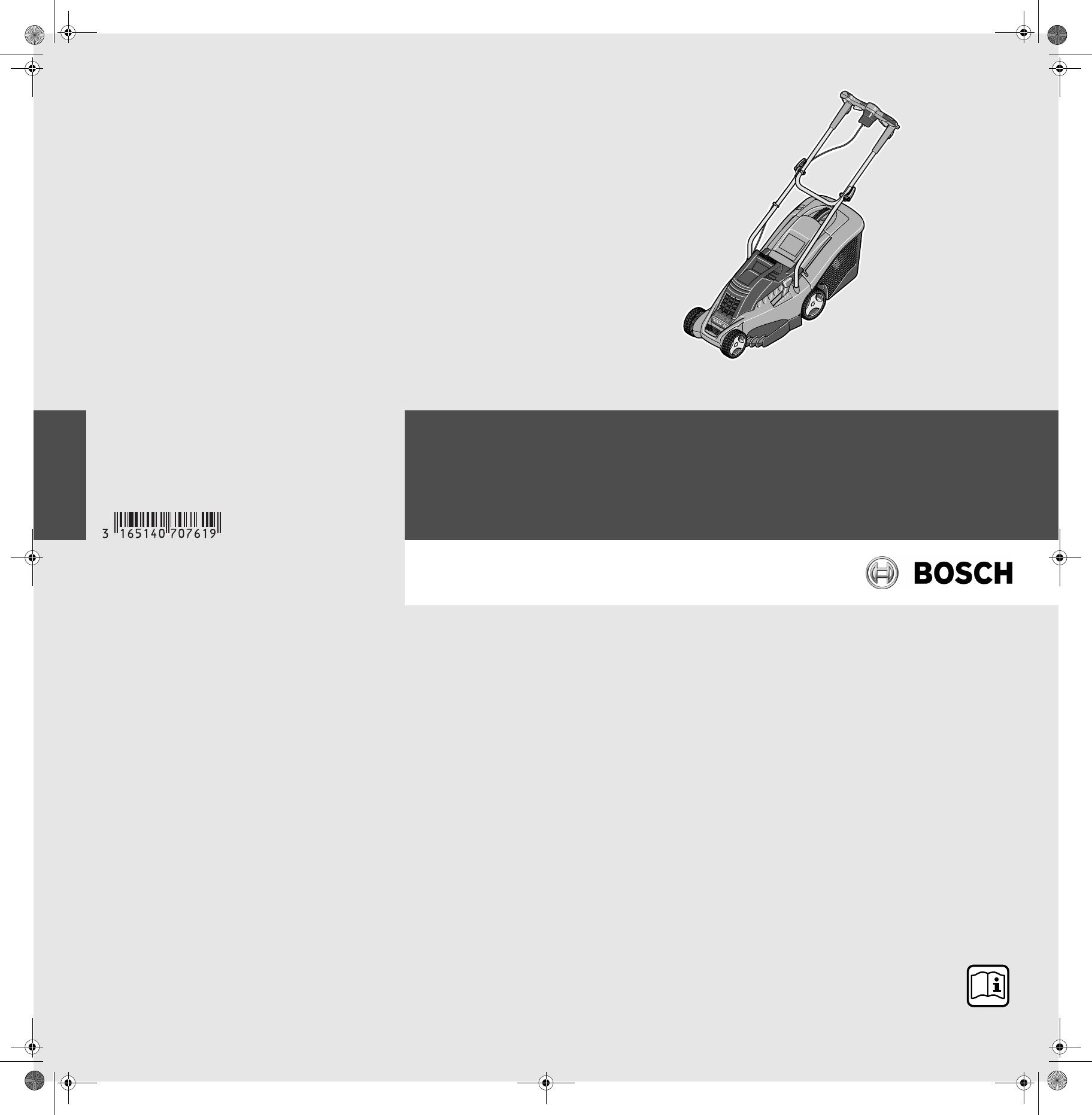 Bosch Rotak 43 0600881300