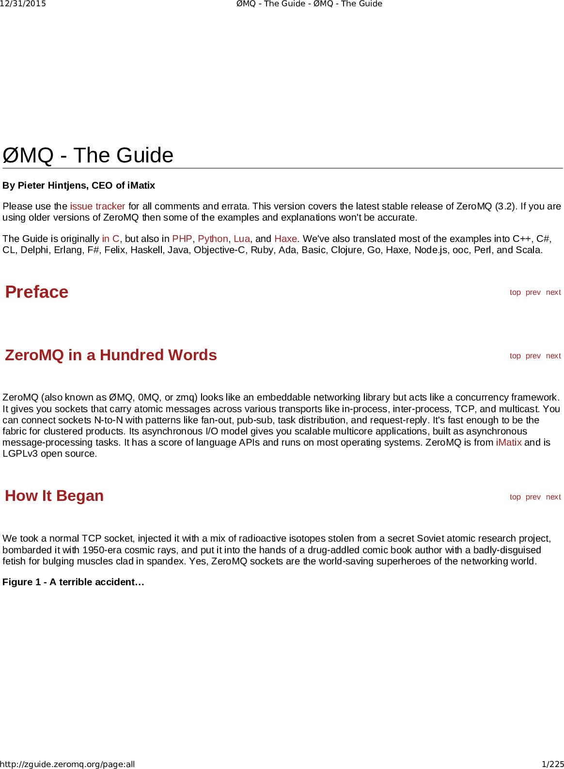 Ã%98MQ The Guide