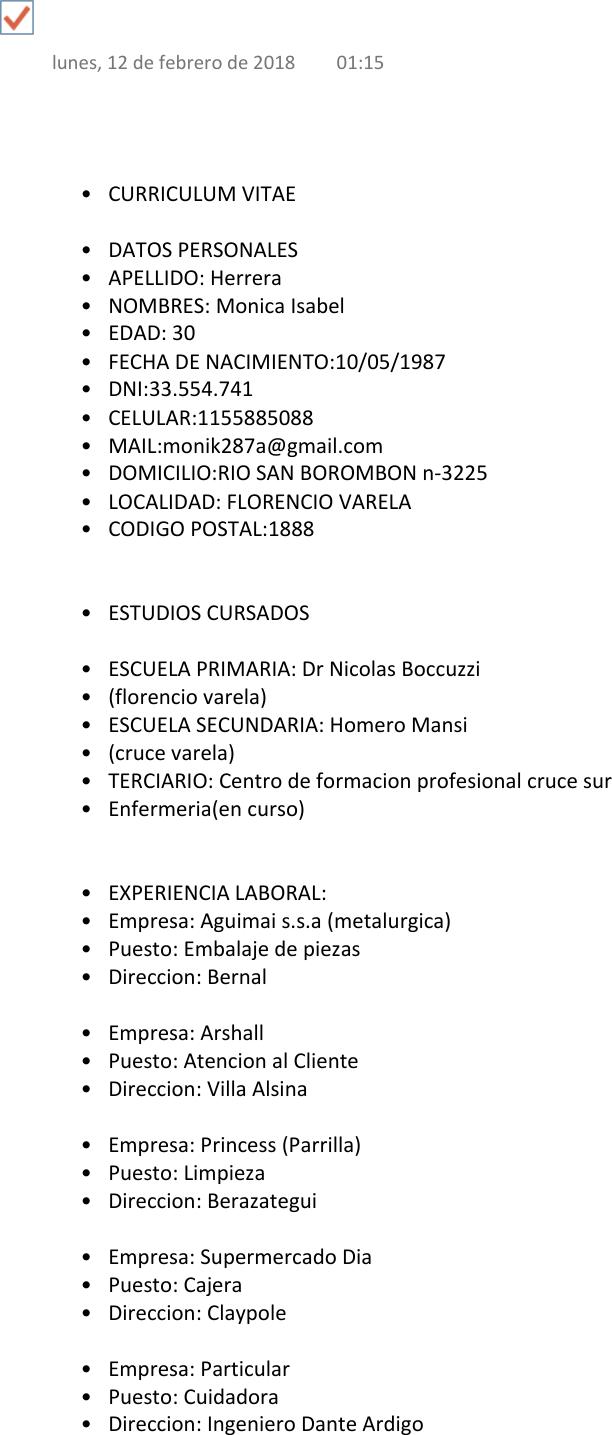 Único Descripción Del Trabajo Del Cajero Del Restaurante Para El ...