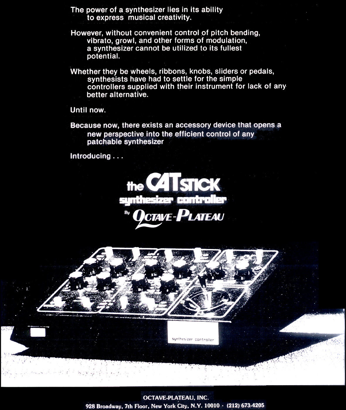 Page 5 of 6 - CatStick Cat Stick Info From Octave-Plateau