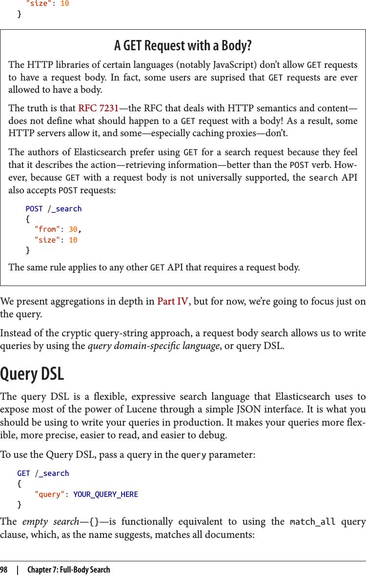 ELASTICSEARCH QUERY LANGUAGE - Basic Elasticsearch Concepts