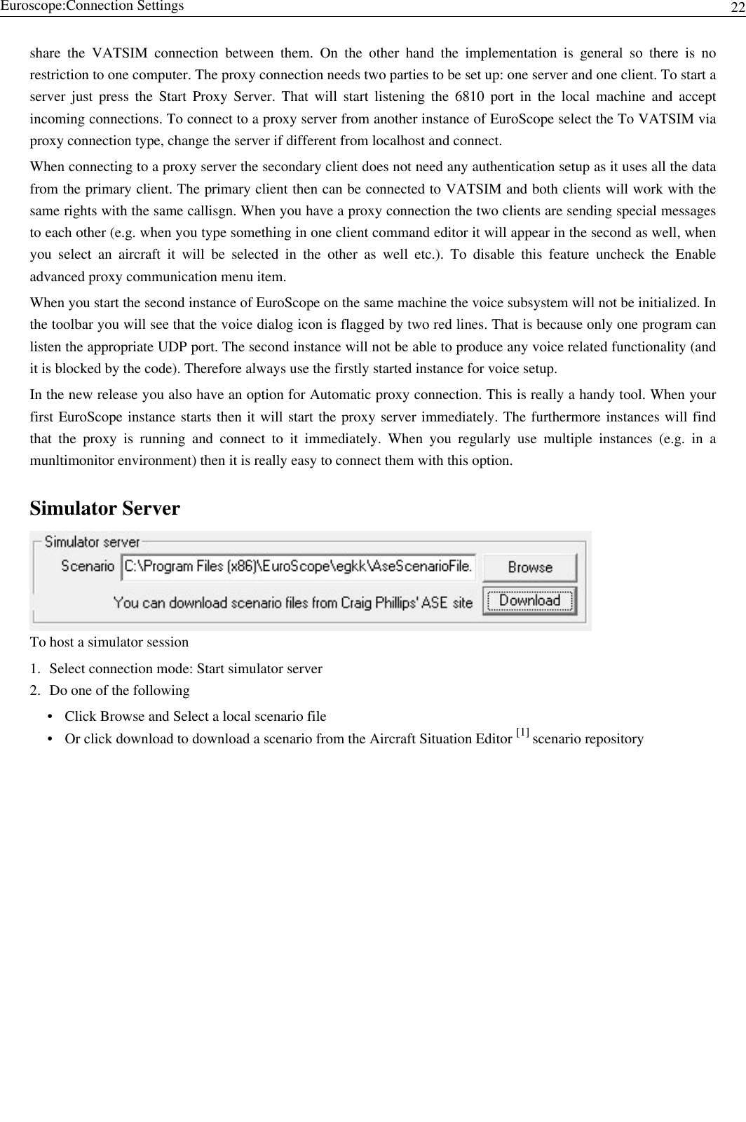 Euroscope 3 1d Manual