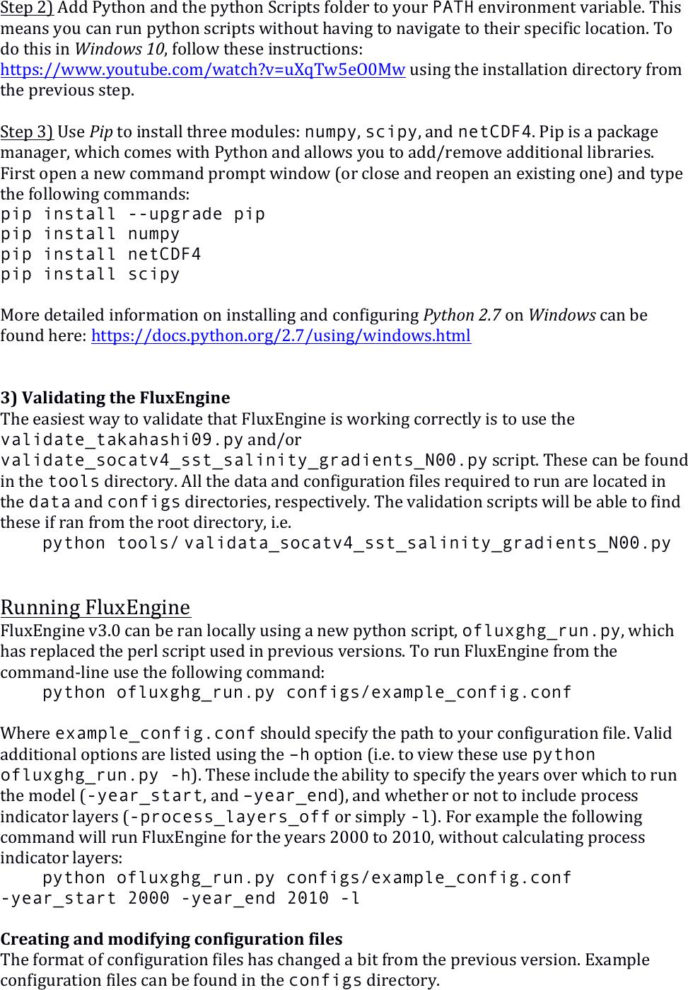 Run Python Script From Command Line