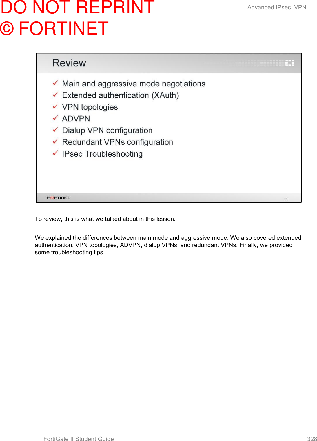 Fortigate Backup Ipsec Interface