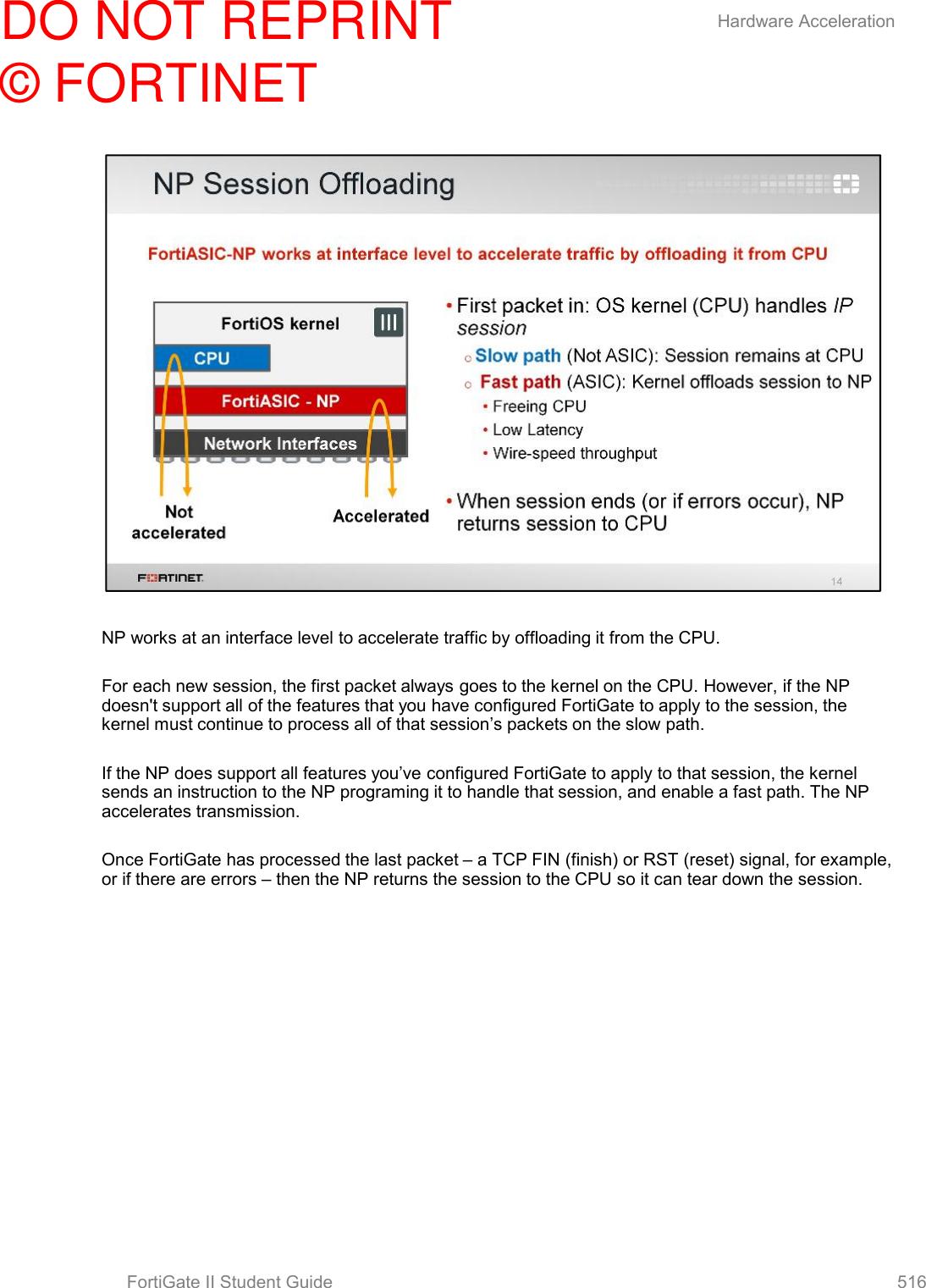 FortiGate II Student Guide Forti Gate Online V2