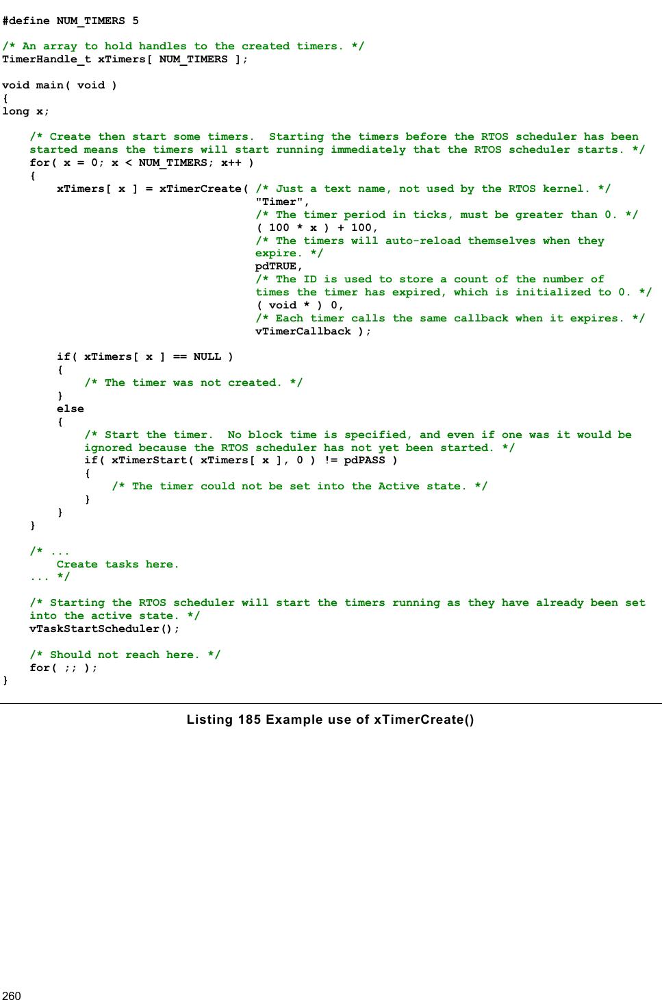Free RTOS Reference Manual V9 0 0