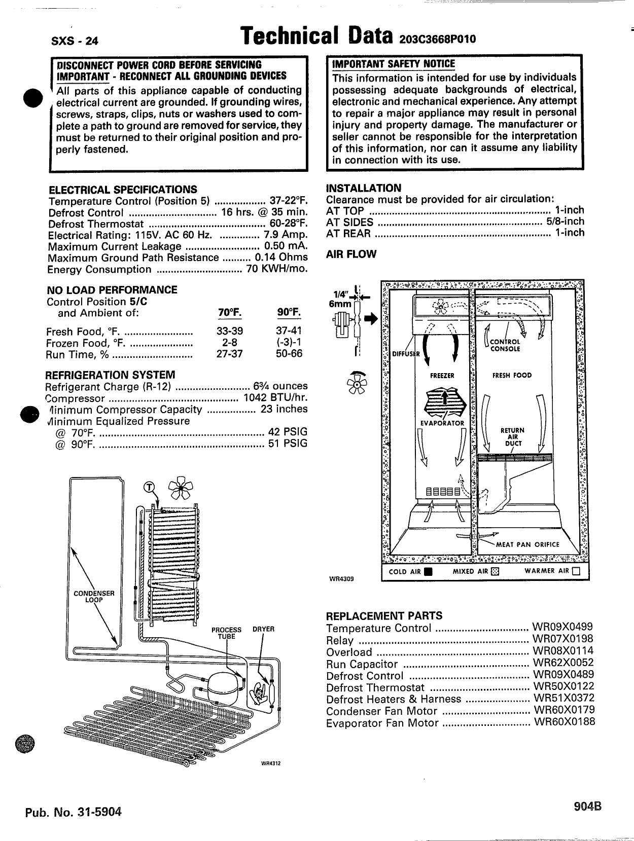 1.01 GE Ref TFX 24 31 5904   Ge Tfx24 Wiring Schematic      UserManual.wiki