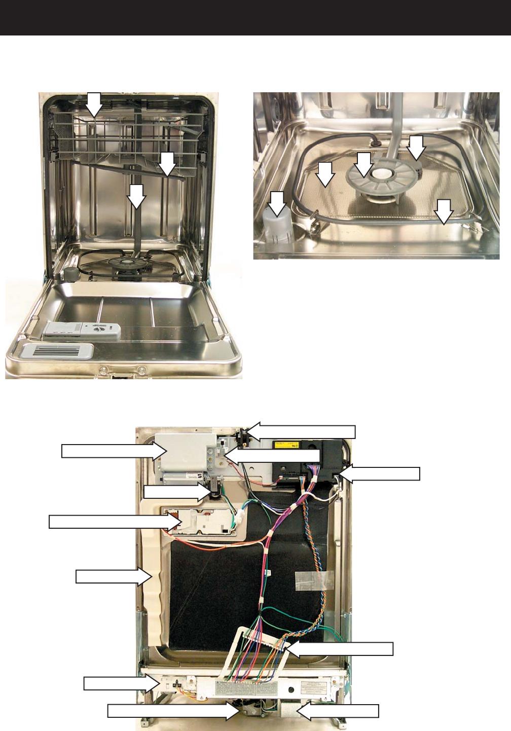Monogram Dishwasher Ge Zbd6800 6890 31 9116