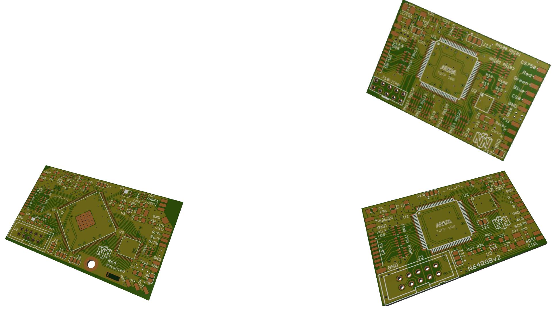 N64 Installation Guide N64A N N64RGB