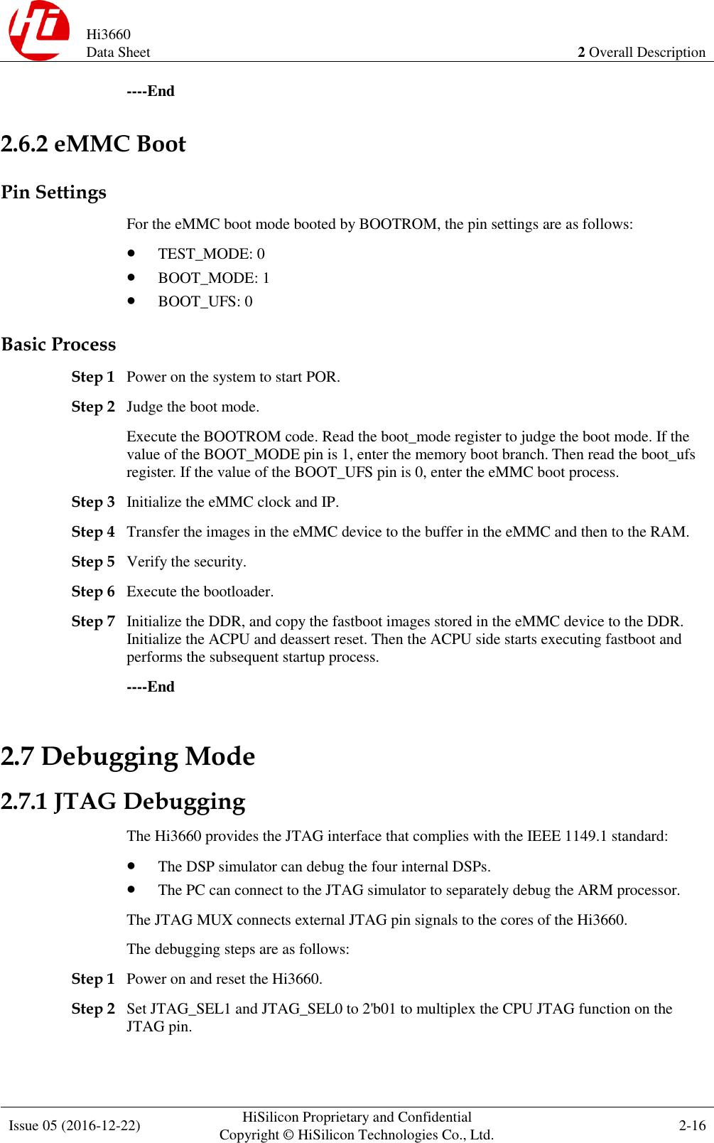 Hi Key960 So C Reference Manual