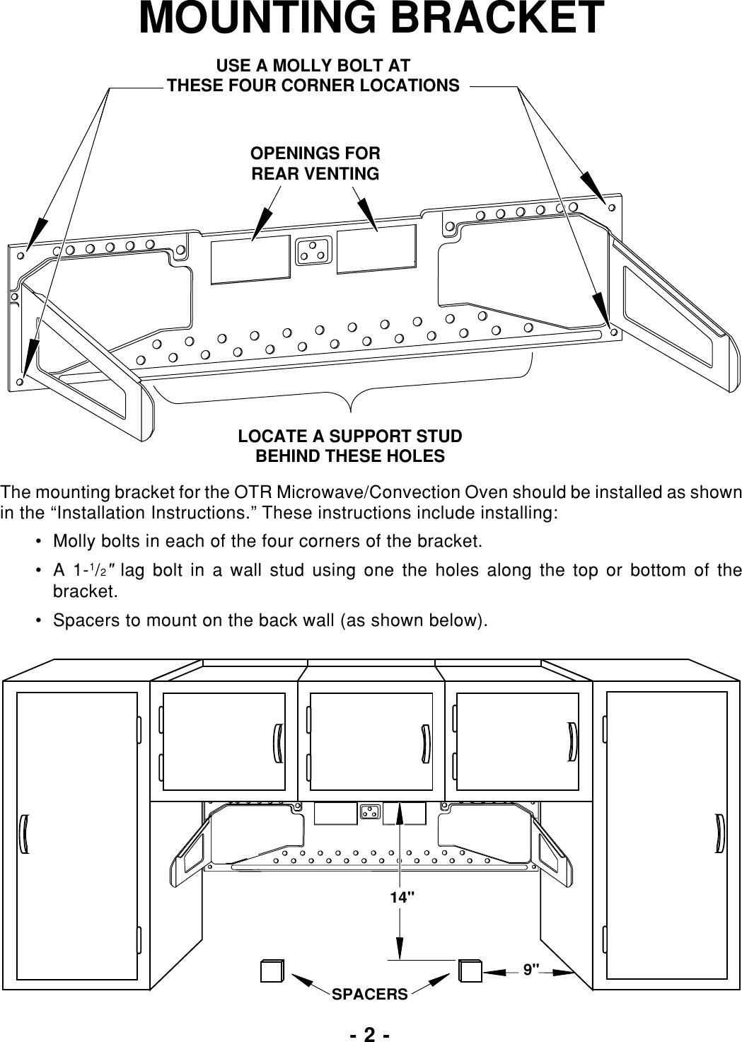 TOC JA 4321501 Whrlpl OTR Micro Convection Oven