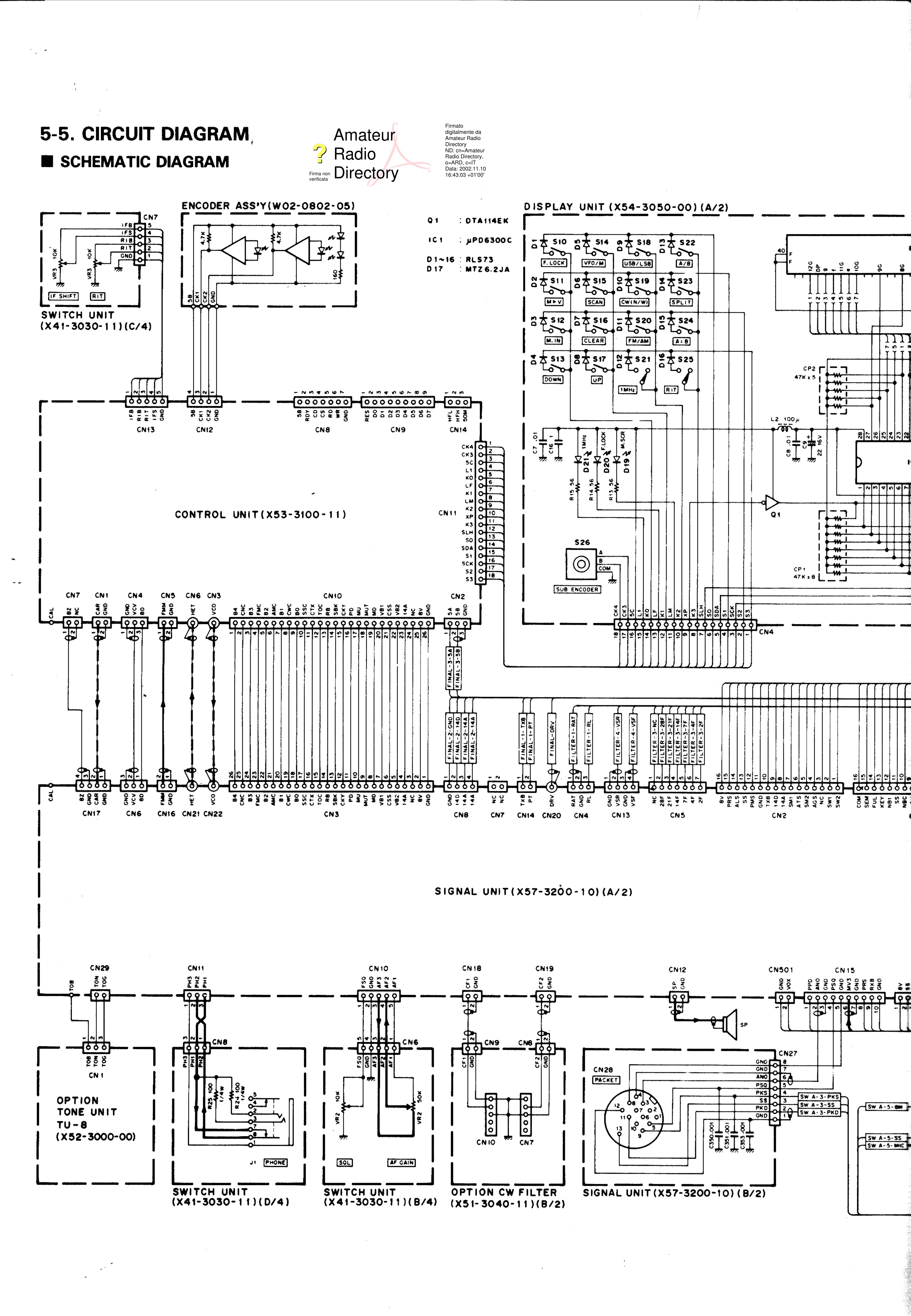 Kenwood TS-140S Manuel d/'instructions
