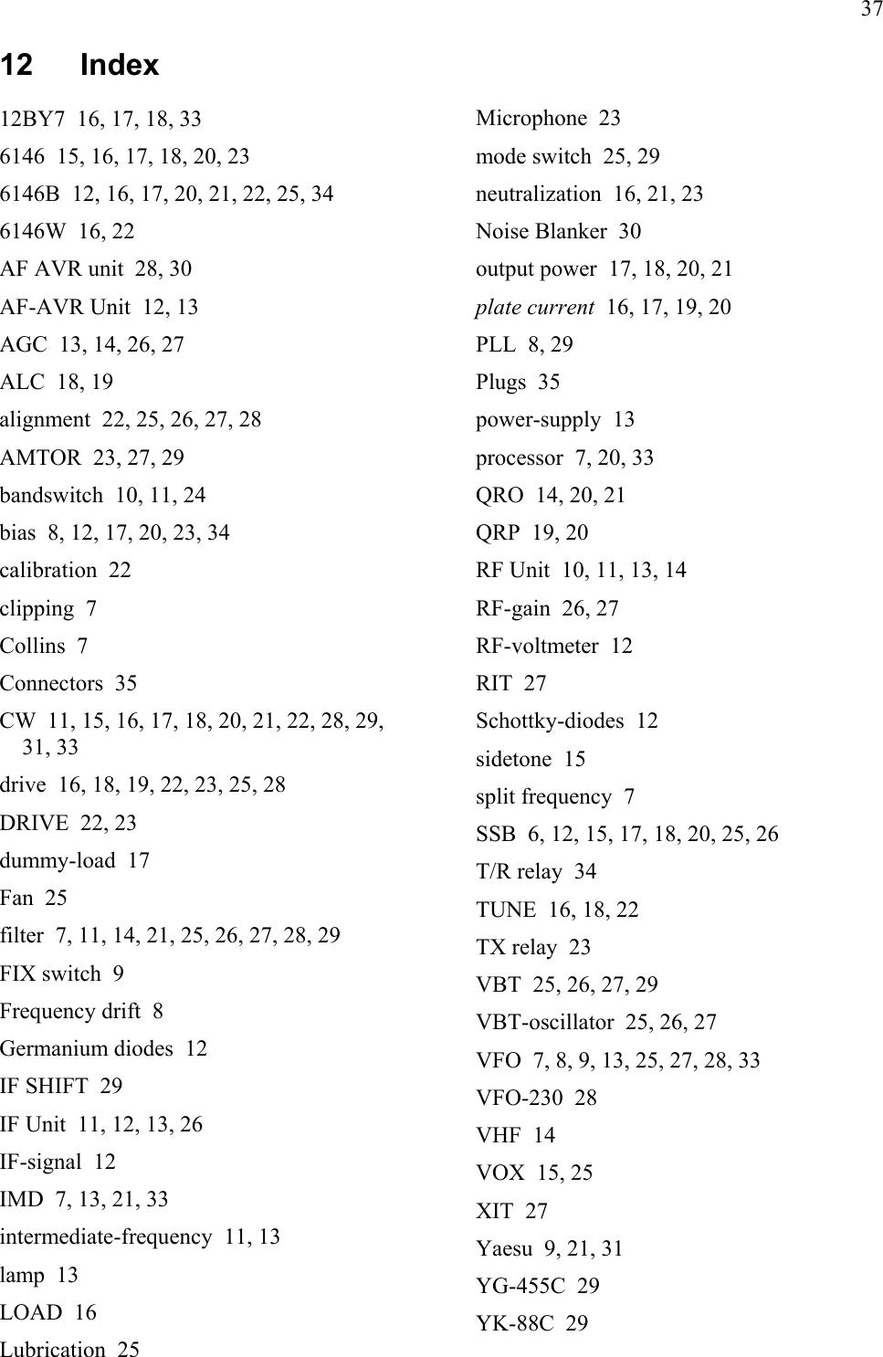 Sammlung Von Problemlösungen Für TS 830S, KENWOOD 830 SURVIVAL GUIDE
