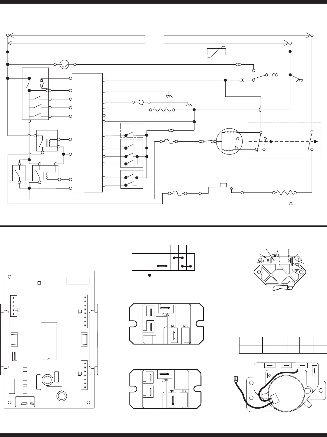 Anne\annedata\ZB20406_39797... Kenmore Dryer Tech Sheet 110 ... on