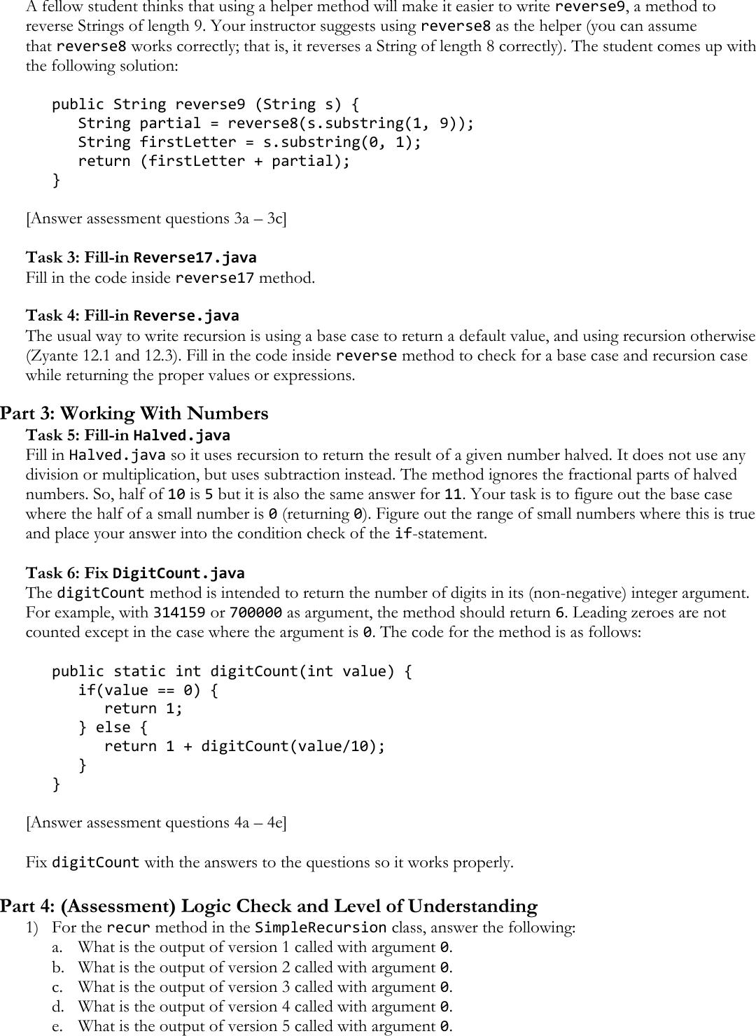 Java String Fill