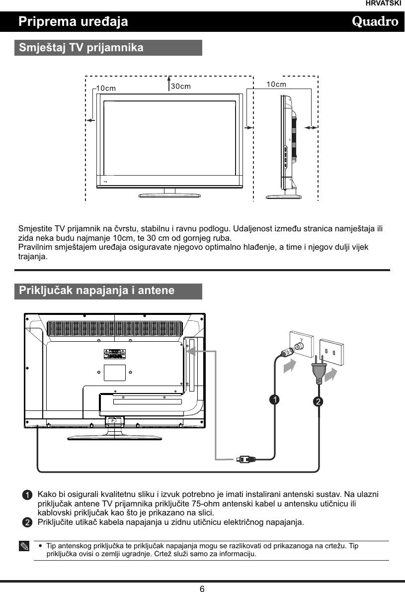 kako spojiti izvor napajanja u ac3