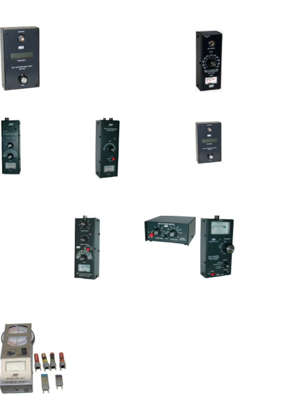 Qstcatp01 Mfj 2004 Broshure 200ma Hour 8211 12v Nicad Battery Charger Mfjenterprisescom 13